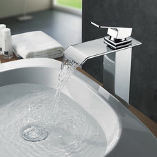 Contemporary Bathroom Faucets by bathandbedgoods