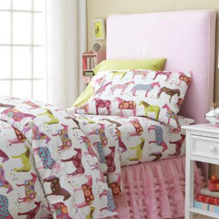 modern kids bedding by Garnet Hill