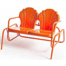 Modern Outdoor Chairs by Retro Metal Chairs