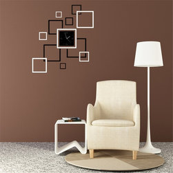 Wall Clock - Package Include: