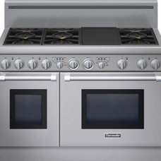 Contemporary Gas Ranges And Electric Ranges by Thermador Home Appliances
