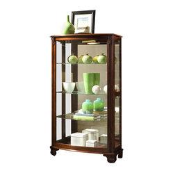 Pulaski Furniture - Mantel Curio in Gallery by Pulaski Furniture - Mantel Curio in Gallery by ...