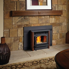 Transitional Indoor Fireplaces by Travis Industries, Inc.