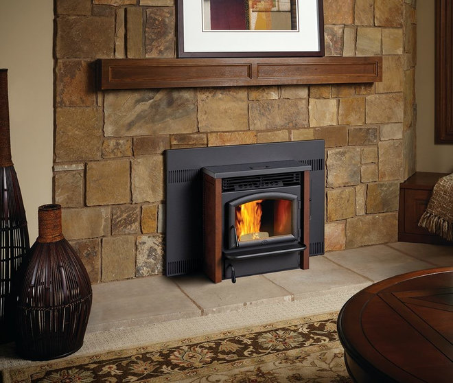 Transitional Fireplaces By Travis Industries Inc