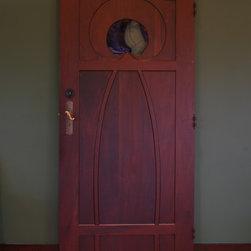 Mark  Downing - Three Very Special Doors
