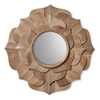 Lotus Mirror -