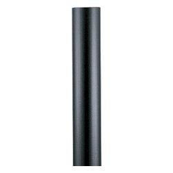 "Progress Lighting - Progress Lighting P5390-31 Outdoor Post Lights Series 3""x 84"" Standard Flat - *Aluminum postCan be cut to desired length84"" height by 3"" diameter"