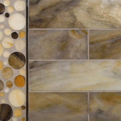 floor tiles by Mission Stone Tile