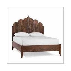 Viva Terra Taj bed made by Urban Woods - taj bed