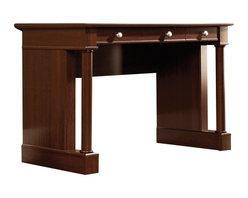 Sauder - Sauder Palladia Writing Desk in Select Cherry Finish - Sauder - Writing Desks - 412115 - About the Sauder Palladia Collection: