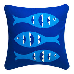 Coastal Throw Pillows Products on Houzz