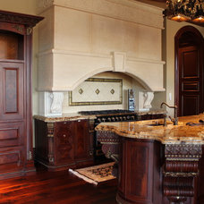 Traditional Kitchen Cabinets by Hartley Design Group