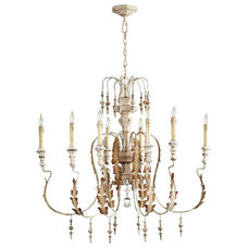 Traditional Chandeliers by Design to the Trade