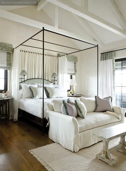Transitional Bedroom Contemporary Bedroom