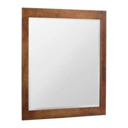 American Classics - American Classics Casual Bathroom Mirror - 27.5W x 35.5H in. Multicolor - 559296 - Shop for Bathroom Mirrors from Hayneedle.com! About Your Other Warehouse LLCYour Other Warehouse (YOW) is the premier master distributor serving kitchen and bath dealers and showrooms with more than 450 000 decorative faucets fixtures and accessories topped with best-in-class customer service. YOW's plan is simple: The company is absolutely committed to a standard it calls exactly right - exactly what you want exactly when you need it and exactly how you want to be treated.