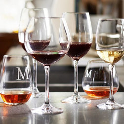 Schott Zwiesel Stemware - Naturally, a romantic dining experience would not be complete without wine.