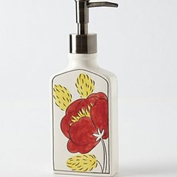 Molly Hatch - Molly Hatch Soap Pump - *Key ingredients: water, aloe, citric acid, glycerin, salt, fragrance