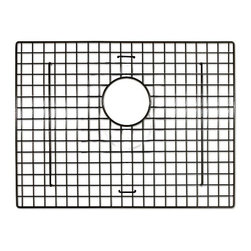 "Native Trails - Native Trails 20"" x 14"" Bottom Grid in Mocha - *Native Trails Bottom Grids fit neatly on the floor of the sink, offering protection for the bottom and a cushion for fragile dishes"