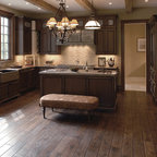 Private Residences - Species: Vintage French Oak