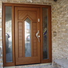 Front Doors by Bella Porta