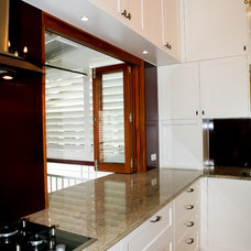 Traditional Kitchen by Kitchens by Kathie
