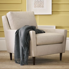 Modern Armchairs And Accent Chairs by West Elm