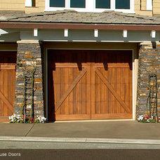 Garage Doors And Openers by Ranch House Doors