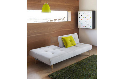 modern sofa beds by Heal's
