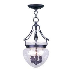 Livex Lighting - Livex Lighting 5041-04 Ceiling Light/Semi-Flush Mount Light - Livex Lighting 5041-04 Ceiling Light/Semi-Flush Mount Light