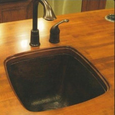 Rustic Kitchen Sinks by RusticSinks