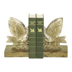 Sterling Industries - Pair Taking Flight Bookends - Pair Taking Flight Bookends