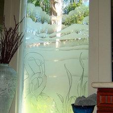Windows by Sans Soucie Art Glass