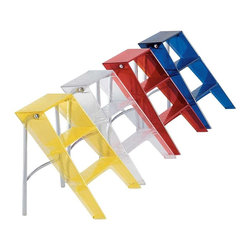 Kartell - Upper Folding Step Ladder - Upper Folding Step Ladder