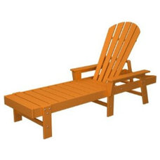 Modern Outdoor Chaise Lounges by Amazon