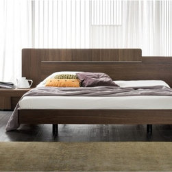 Rossetto Furniture - Air King Size Bed - T422601375010 - Air Collection King Size Bed