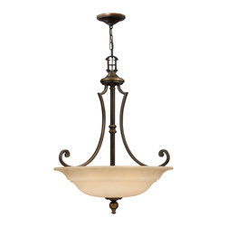Hinkley Lighting - Plymouth 4-Light Vanity - Sweeping lines finished in Olde Bronze gives the Plymouth collection a stately and timeless appeal. Comes in Olde Bronze finish. Takes 4 100 Watt Medium Bulbs.