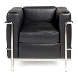 Le Corbusier Petite Confort Armchair - LC2 by Rove Concepts - Description