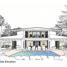 Tropical Exterior by MCM Design