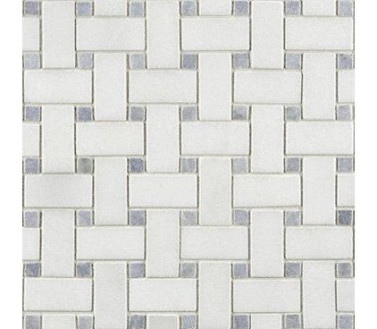 Transitional Mosaic Tile by Rebekah Zaveloff | KitchenLab