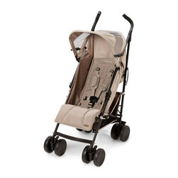 Baby Cargo - Baby Cargo Series 300 Baby Stroller with Diaper Bag - BABC008 - Shop for Carriages and Strollers from Hayneedle.com! Take your child for a cozy walk in the park or an adventurous trip to the mall with the Baby Cargo Series 300 Baby Stroller with Diaper Bag. The sleek aluminum frame of this stroller is lightweight and sturdy enough to withstand rugged use. Its front wheels swivel letting you easily maneuver the stroller on pavements and in shopping malls. This stroller has a five-point harness with padded guards and locking wheels for optimum security. Included within is a multi-position seat that is padded for comfort two interior pockets and side pockets. A built-in cup holder for parents and a diaper bag in your choice of design ensure all the essentials are covered. About Baby CargoBaby Cargo considers style a matter of substance. Being parents as well as designers and engineers Baby Cargo finds inspiration everywhere: fashion nature car designs interior decor and from moms carrying babies and all their cargo. At Baby Cargo every stitch dye button and rivet is hand-tested for baby-readiness and safety as well as aesthetics and quality. Baby Cargo strives to design products with fresh cohesive looks. From fasteners to accessories and frames each product is timeless and durable.