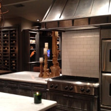 Eclectic Kitchen by RESTOHOMES