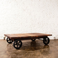 Industrial Coffee Tables by Dynamic Home Decor