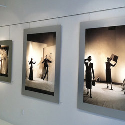 Systematic Art Inc. - picturehangingsystems/arthangingsystems.jpg - Wall- Mounted System - Systematic Art