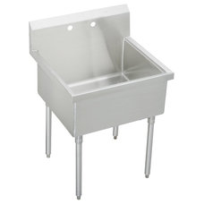 Contemporary Utility Tubs by Fixture Universe