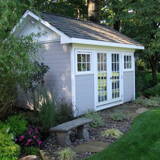 Sheds by Designscapes