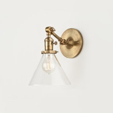Transitional Wall Sconces by Schoolhouse Electric