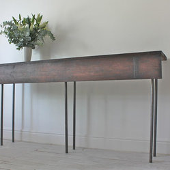 Industrial Urban Furniture and Accessories
