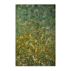 Frontgate Mosaic Tile Outdoor Area Rug Each Rug Is