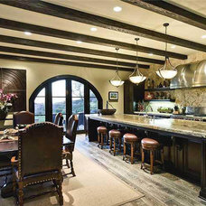 Contemporary Kitchen by Macaluso Designs, Inc.