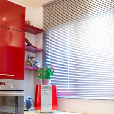 """1"""" Select Dynasty Aluminum Blinds - Superior Quality Built to Last: 1"""" Select Dynasty mini-blinds are ideal for commercial office buildings, apartments, and homes on a budget."""